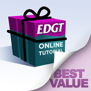 All of EDGT's Online Tutorials